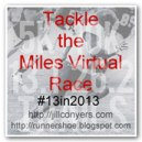 Tackle the miles virtual race