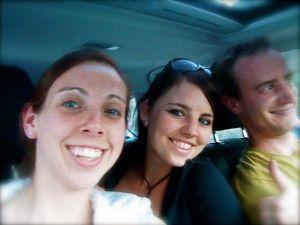 Driving buddies!