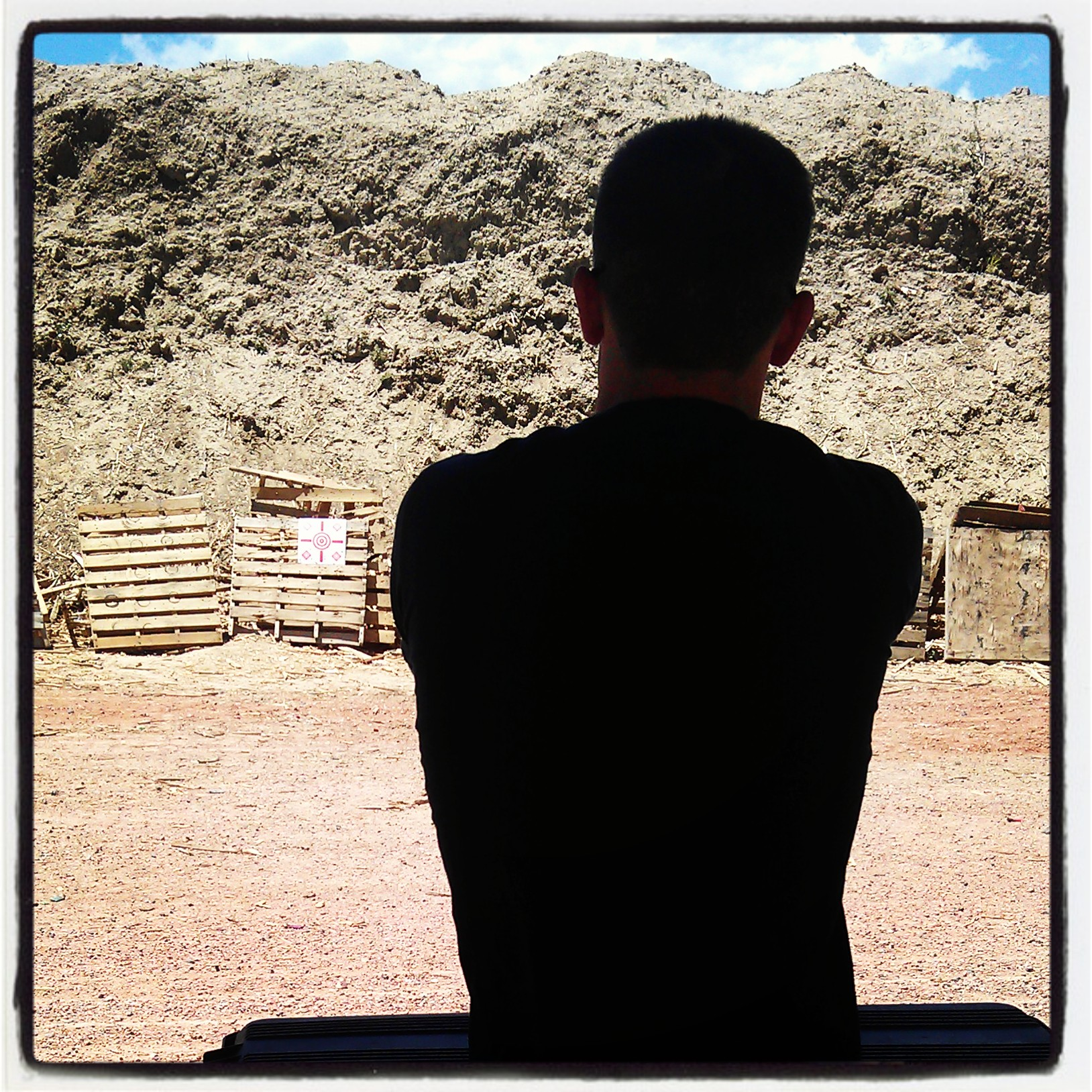 Learn to shoot a gun in colorado springs