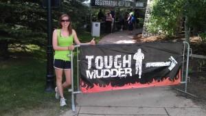 Pre Tough Mudder