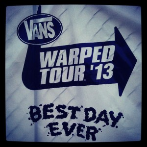 WARPED TOUR!!!