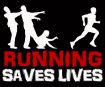 running saves lives