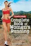 women's book of running logo
