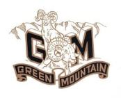green high school logo