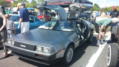 Delorean!