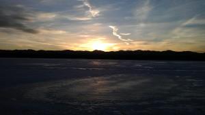 sunset 1:7