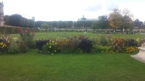 Pretty gardens and parks