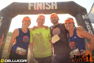 Tough Mudder 2015 with the 3W Races Crew
