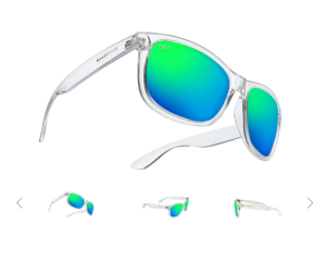 cc38f0402c5 These beauties are from the Shady Rays Signature collection and are  designed for the active person. These glasses are super durable